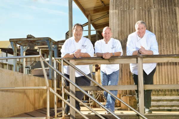 Localitious Founding Chefs