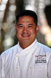Chef Garrett Fujieda, Executive Chef, The Westin Maui Resort and Spa