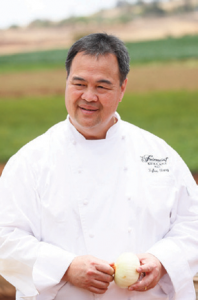 Chef Tylun Pang, Executive Chef, The Fairmont Kea Lani, Maui