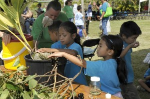 Canoe crops with College of Tropical Ag & Human Resources (CTAHR)