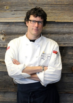 Chef Jamie Kennedy
